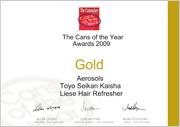 2009Aerosols Gold