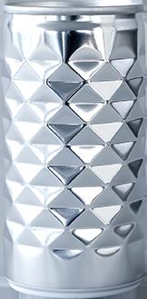 スチール製ダイヤカット缶