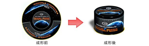 DR缶の特徴